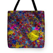 Candy Colored Blast Tote Bag