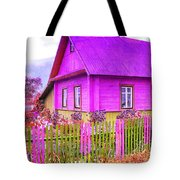 Candy Cottage - Featured In Comfortable Art Group Tote Bag