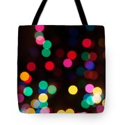 Candy Glowing Tote Bag