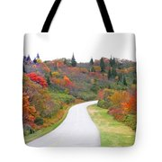 Candy Land On The Blueridge Parkway Tote Bag