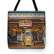Candy Shop Main Street Disneyland 01 Tote Bag