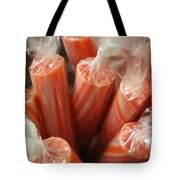 Candy Sticks Tote Bag
