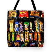 Candy Time Tote Bag