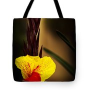 Canna Lily 2 Tote Bag