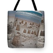 Canned Castles Tote Bag