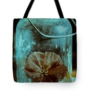 Canned Spring Tote Bag by Susan Capuano