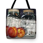 Canning Time Tote Bag