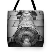 Cannon At Castillo Tote Bag