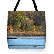 Canoer Tote Bag
