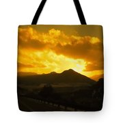 Canon City Sunset Tote Bag