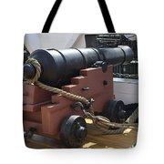 Canon - Charlestown Navy Yard Boston Massachusetts Tote Bag