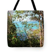 Canopy Vista Tote Bag