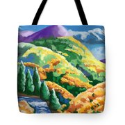 Can't- See The Forest Thur The Woman Tote Bag
