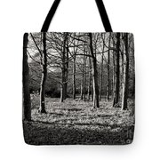 Can't See The Wood For The Trees Tote Bag