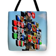 Canton Tree Tote Bag