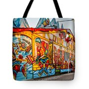 Canuck Funhouse 2 Tote Bag