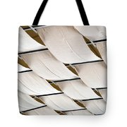 Canvas Ceiling Detail Tote Bag