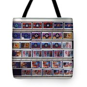 Canvas Contact Strip Tote Bag