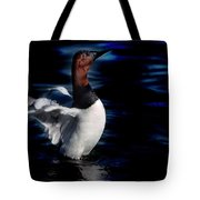 Canvasback Refold Tote Bag