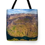 Canyon Bend Tote Bag