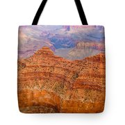 Canyon Colors Tote Bag