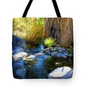 Canyon Creek Baby Palm Tote Bag