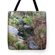 Canyon Creek Tote Bag