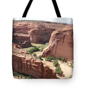 Canyon De Chelly Arizona Tote Bag