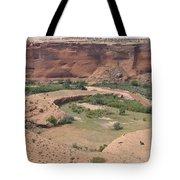 Canyon De Chelly View Tote Bag