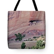 Canyon De Chelly Junction Ruins Tote Bag