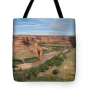 Canyon De Chelly Overview Tote Bag