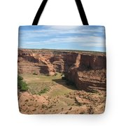 Canyon De Chelly View Tote Bag