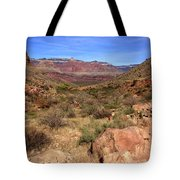Bright Angel Trail, The Grand Canyon  Tote Bag