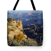 Canyon Foliage Tote Bag