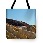Canyon Golds Tote Bag