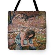 Canyon Hike Tote Bag