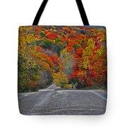 Canyon Hill Tote Bag