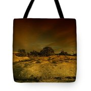 Canyon Land Utah Tote Bag