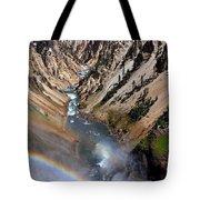Canyon Rainbow Tote Bag