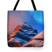 Canyon River A-isclo Or Bell-s. Ordesa Tote Bag