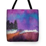 Canyon Shadows Tote Bag