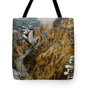 Canyon Tote Bag