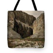 Canyon Walls Tote Bag
