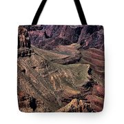 Canyon Walls Tote Bag