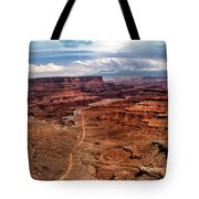 Canyonland Tote Bag by Robert Bales