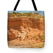 Canyonlands In West Texas Tote Bag