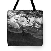 Snow In The Sun Tote Bag
