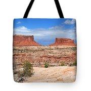Canyonlands Utah Landscape Tote Bag