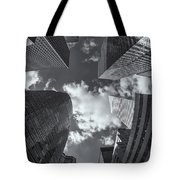 Canyons Of New York II Tote Bag