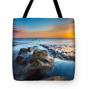 Cape Arago Orcas Tote Bag